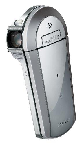 SANYO デジタルムービーカメラ Xacti CS1 シルバー DMX-CS1(S)