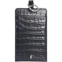Alexander Mcqueen Men's 576267DZT0Y1000 Black Leather Cover