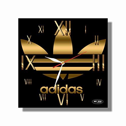 Adidas 11'' 壁時計 (アディダス) あなたの友人...