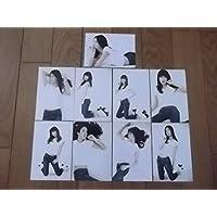 少女時代 GENIE 写真9枚(9人)セットジーンズショット