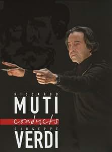 ムーティ・コンダクツ・ヴェルディ (Riccardo Muti conducts Giuseppe Verdi) [DVD] [日本語解説付]