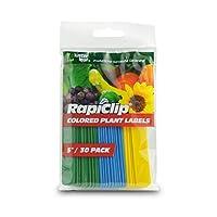 Luster Leaf 828 Rapiclip Colored Plant Labels [並行輸入品]