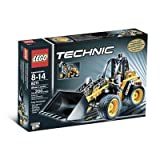 レゴ (LEGO) テクニック ホイール・ローダー 8271