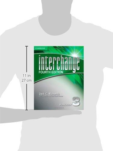 『Interchange Level 3 Workbook. 4th ed. (Interchange Fourth Edition)』の1枚目の画像