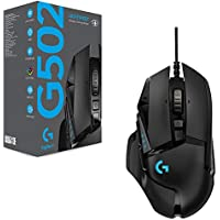 Logitech G502 Lightspeed Wireless Gaming Mouse ロジテ…