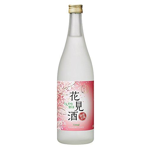 月桂冠 花見酒 720ml
