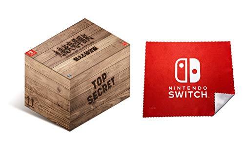 九龍妖魔學園紀 ORIGIN OF ADVENTURE 蘇える秘宝版 -Switch (【Amazon.co.jp限定】Nintendo Switch ロゴデザイン マイクロファイバークロス 同梱)