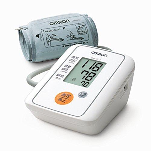 オムロン デジタル自動血圧計 HEM-7111...