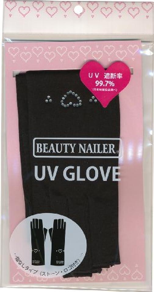 ウイルス順応性のある一節BEAUTY NAILER UVグローブ CUT-2