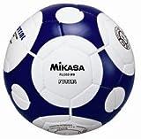 ミカサ フットサル検定球 ホワイト/ブルー Fリーグモデルレプリカ 一般/大学/高校/中学生用 FLL333-WB