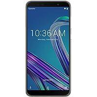 ASUS (エイスース) Zenfone Max Pro M1 ZB602KL-SL32S3 メテオシルバー Android 8.1・6.0型 nanoSIM×2 SIMフリースマートフォン