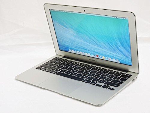中古 11.6型 APPLE MacBook Air A1465 Mid-2013 MD711J/A /OSX 10.9/ 四世代Corei5-4250u/ 4G/ 128G-SSD/カメラ/無線/ 【中古ノートパソコン 中古パソコン】