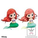 Q posket Disney Characters -Ariel- ディズニー アリエル 全2種セット