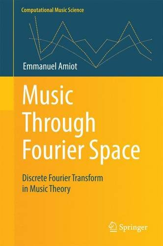 Music Through Fourier Space: Discrete Fourier Transform in Music Theory (Computational Music Science)