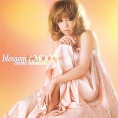 浜崎あゆみ「blossom」のジャケット画像