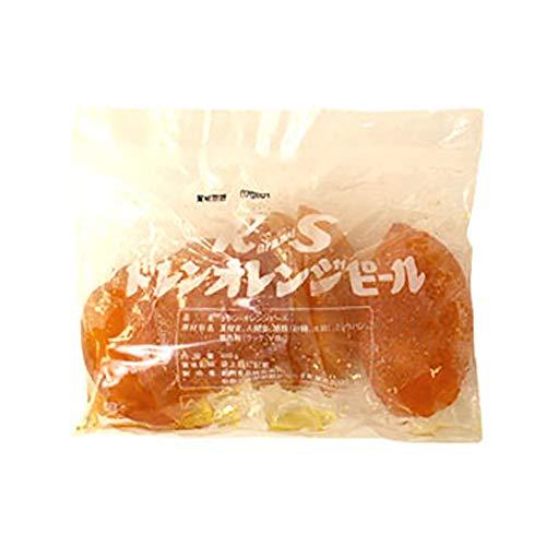 【 業務用 】 紀州食品 ドレンオレンジピール 400g 蜜漬けオレンジ