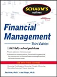 Cover of Schaum's Outline of Financial Management