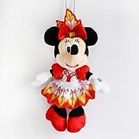 ディズニーシー限定 2014 サマーフェスティバル チェーンバッジ ぬいぐるみバッジ ミニーマウス