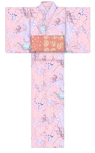 ツモリチサト-浴衣(ゆかた)仕立て上がり 7t-24