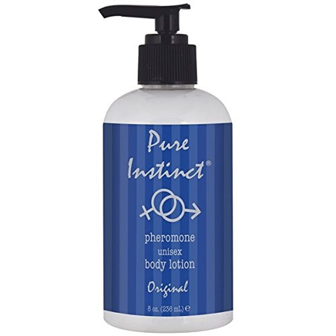 石炭平凡ピンポイントPure Instinct Pheromone Unisex Body Lotion 8oz by Classic Erotica