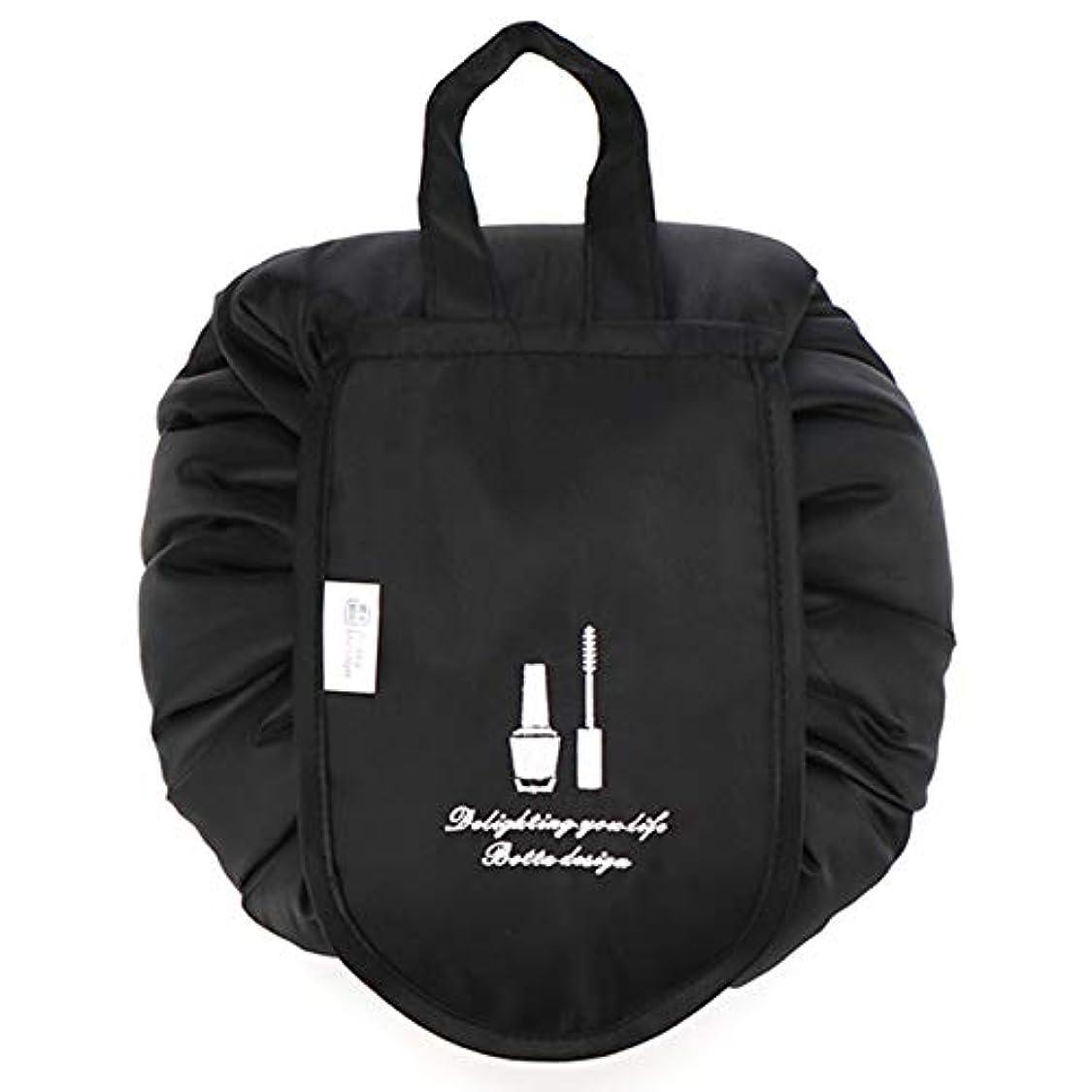 古代不機嫌そうな勇者化粧ポーチ トイレタリーバッグ トラベルポーチ メイクポーチ ミニ 財布 機能的 大容量 化粧品収納 小物入れ 普段使い 出張 旅行 メイク ブラシ バッグ 化粧バッグ