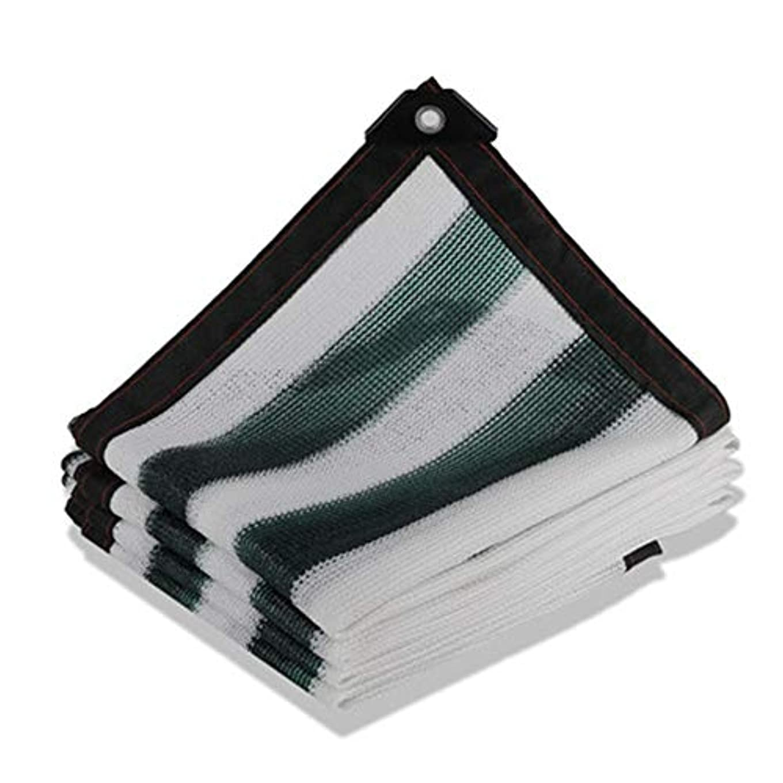 類似性コークスきらめきシェードネット厚みのあるパーゴラウィンドブレイク紫外線日焼け止め耐性温室シェードシェードプライバシースクリーニング布用ガーデンフラワープラント、14サイズ、グリーン、13.1 * 19.6フィート(4 * 6m)