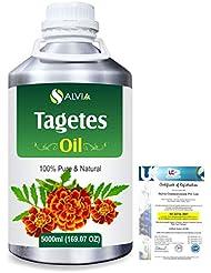 Tagetes (Tagetes Minuta) 100% Pure Natural Essential Oil 5000ml/169 fl.oz.