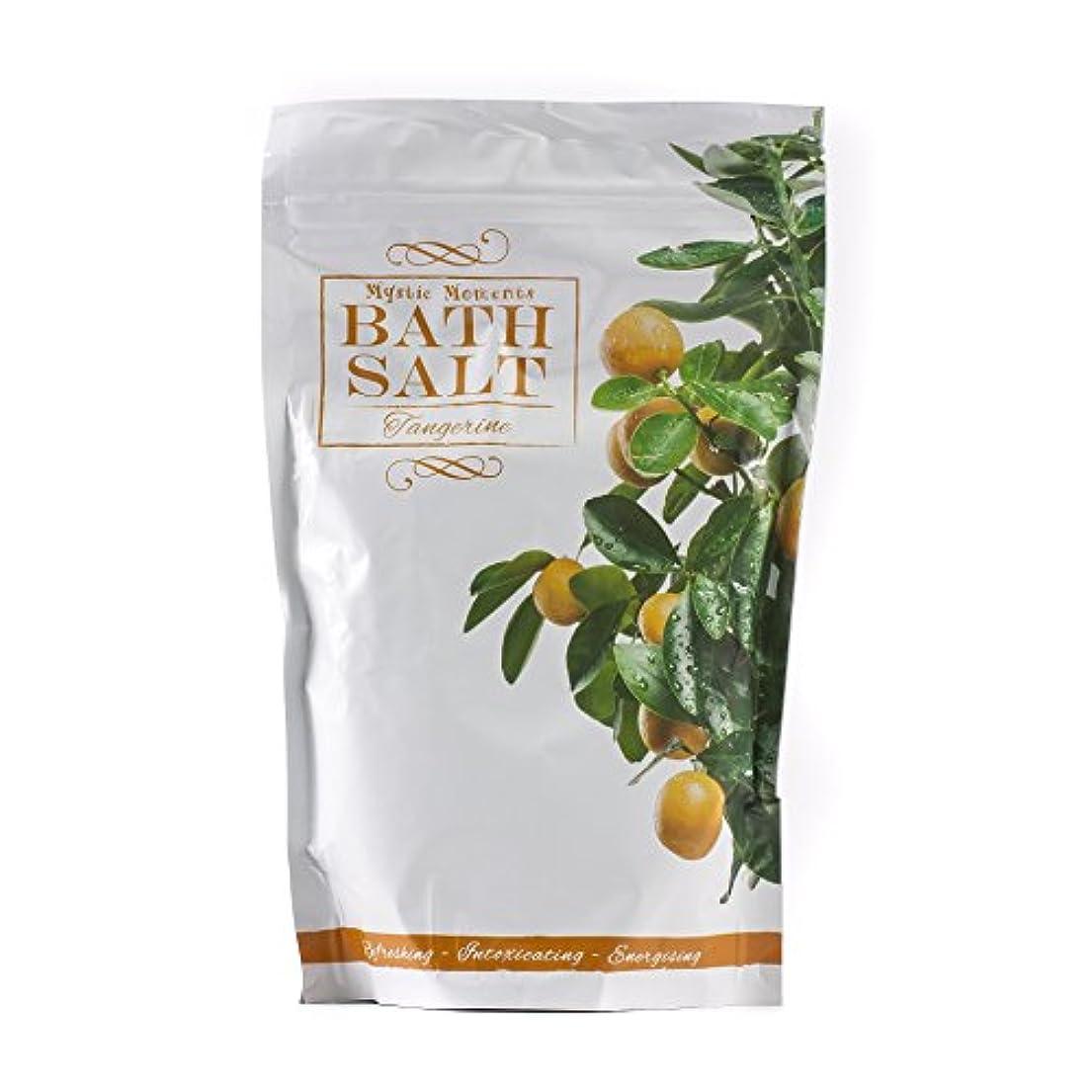囲い第二砂Bath Salt - Tangerine - 1Kg