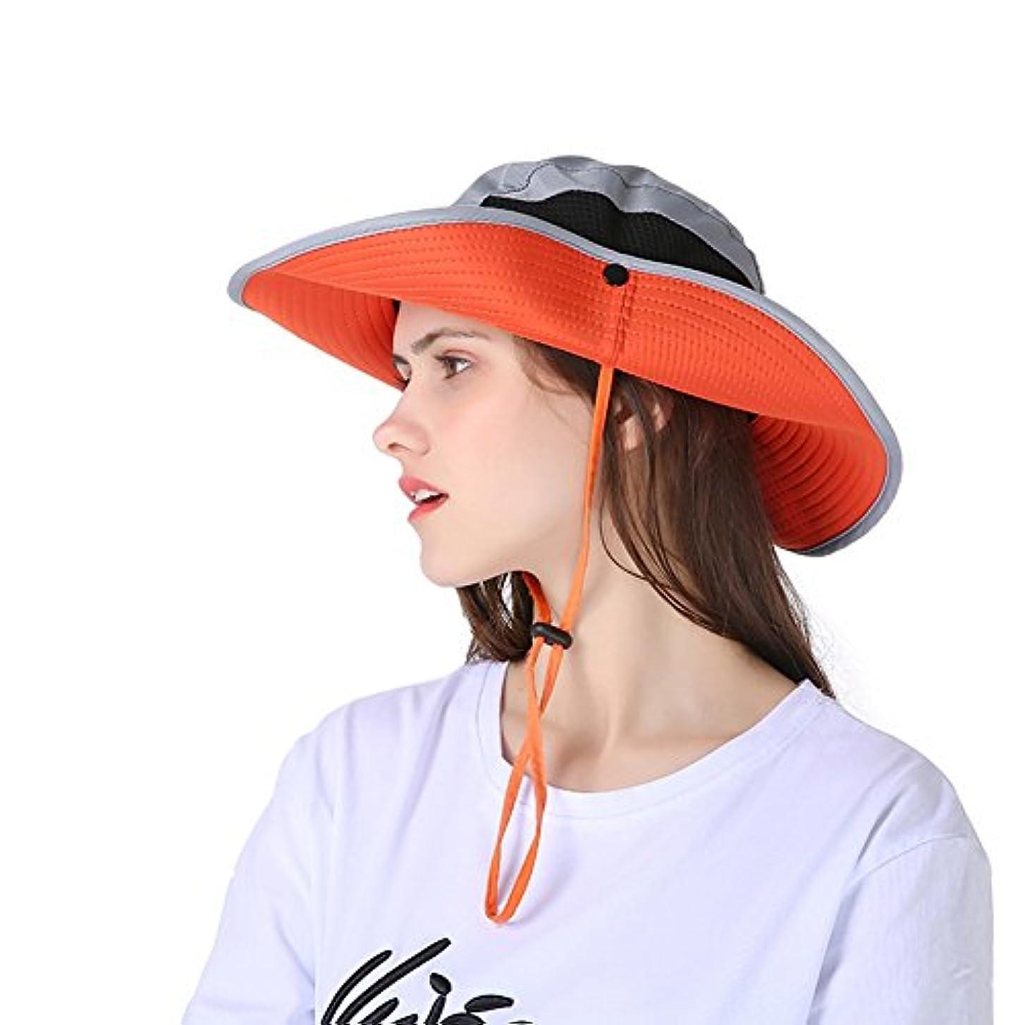 ずんぐりした失敗選ぶOchine キャップ ユニセックス UVカット 日除け 速乾 帽子 アウトドア 旅行 釣り 登山 通気性よい カジュアル ストリート 無地 ゴアテックスハット フィッシング