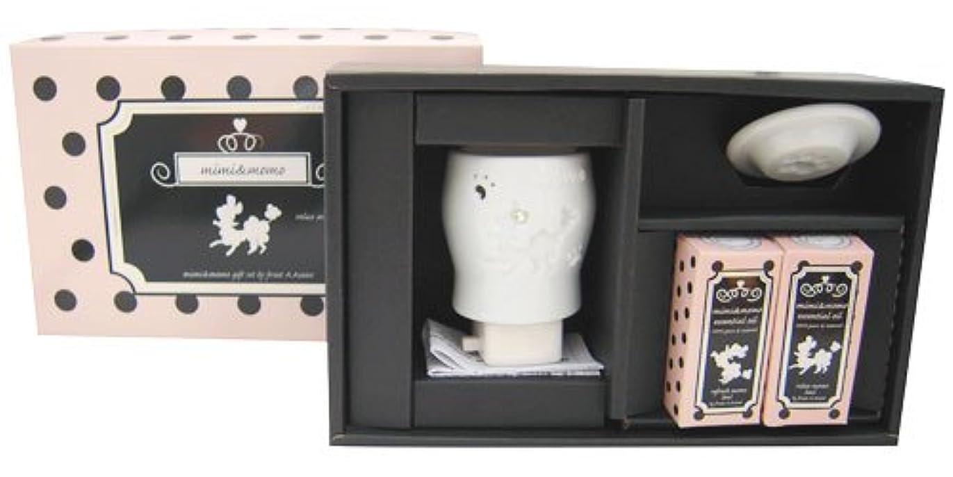 涙が出るカセット手荷物フリート ミミ&モモ リラックスモモ オイル2本セット (L-F)