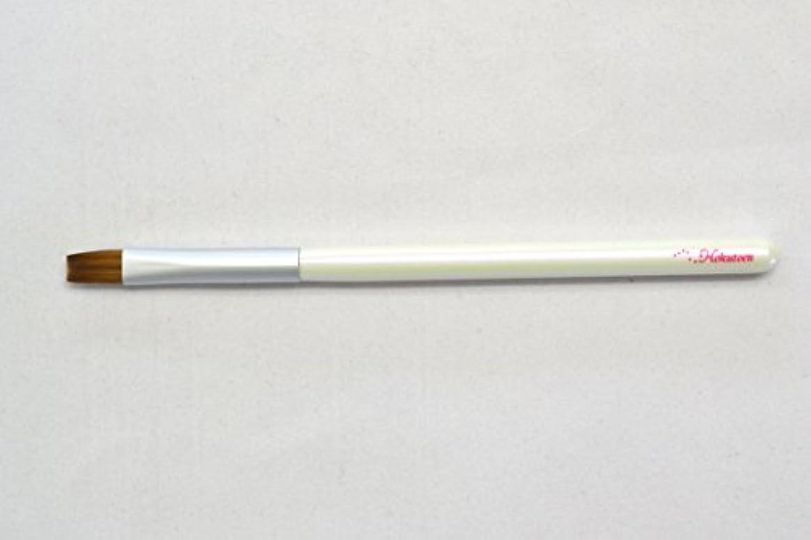 熊野筆 北斗園 Kシリーズ リップブラシ(白銀)