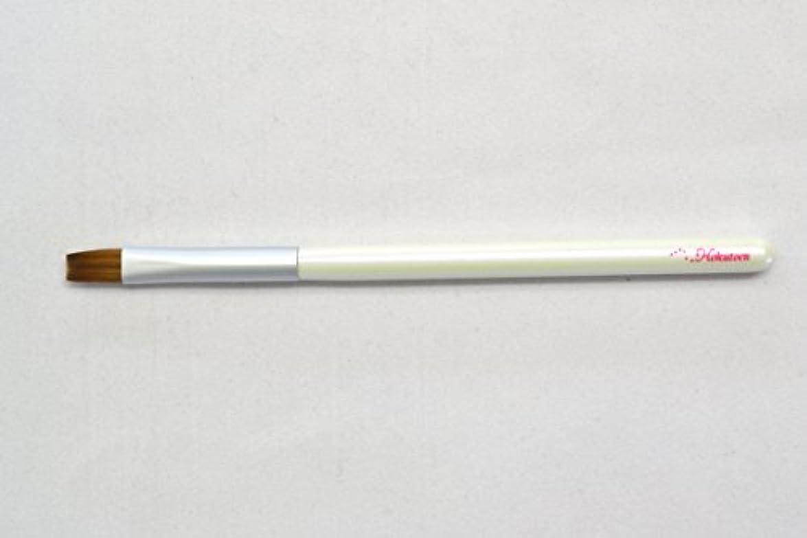 酸素不忠頼む熊野筆 北斗園 Kシリーズ リップブラシ(白銀)