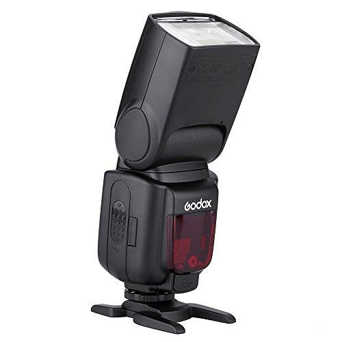 GODOX TT685C E-TTL 2.4G 無線マスターとスレーブ スピードライト 懐中電灯 ストロボ Canon EOS 650D 600D ...