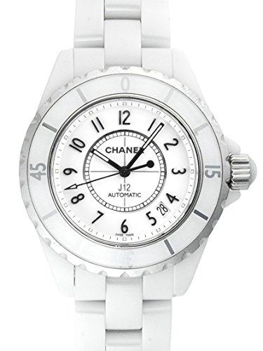 (シャネル) CHANEL 腕時計 J12 H0970 ホワイト メンズ [並行輸入品]