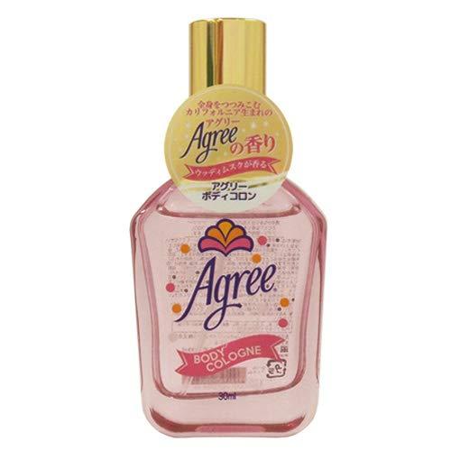 アグリー アグリー Agree フレグランス ボディコロン ウッディムスクの香り 30mlの画像