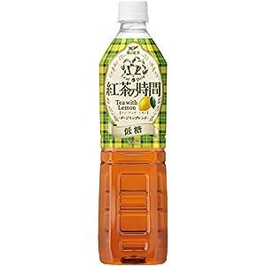 [訳あり(賞味期限 2018年7月29日)] UCC 霧の紅茶 紅茶の時間ティーウィズレモン低糖 930ml×12本
