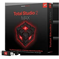 IK Multimedia Total Studio 2 Max クロスグレード初回限定版 ソフトウェア音源 & エフェクト・バンドル【国内正規品】