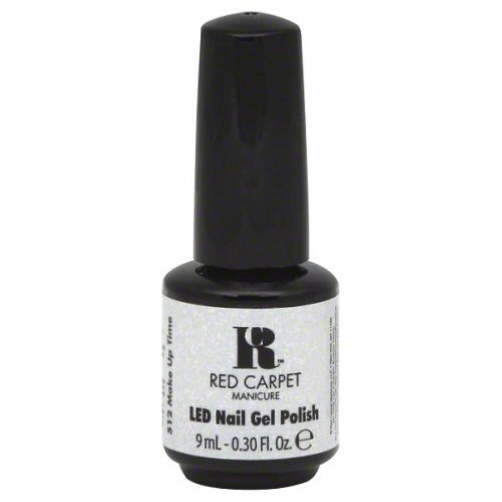 カトリック教徒確保する集中的なRed Carpet Manicure Gel Polish, Make Up Time, 0.3 Fluid Ounce by Red Carpet Manicure [並行輸入品]