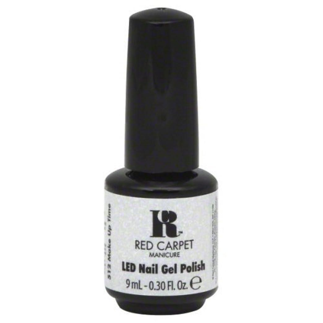 民主党カッター促すRed Carpet Manicure Gel Polish, Make Up Time, 0.3 Fluid Ounce by Red Carpet Manicure [並行輸入品]
