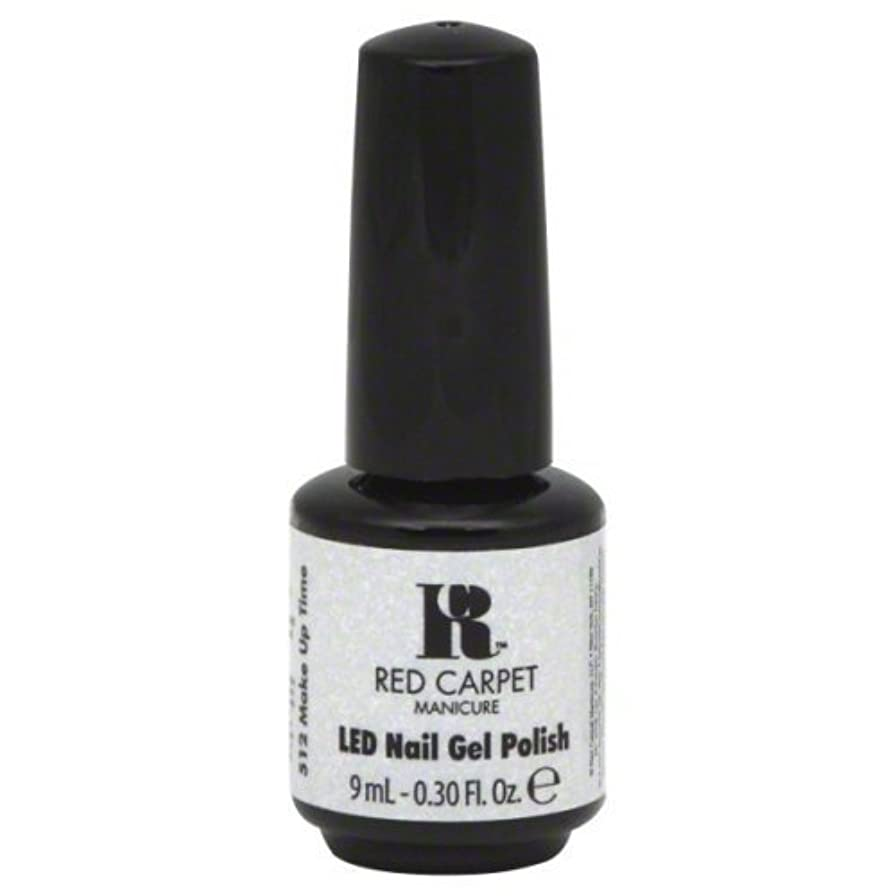 ブラウス泥沼画像Red Carpet Manicure Gel Polish, Make Up Time, 0.3 Fluid Ounce by Red Carpet Manicure [並行輸入品]