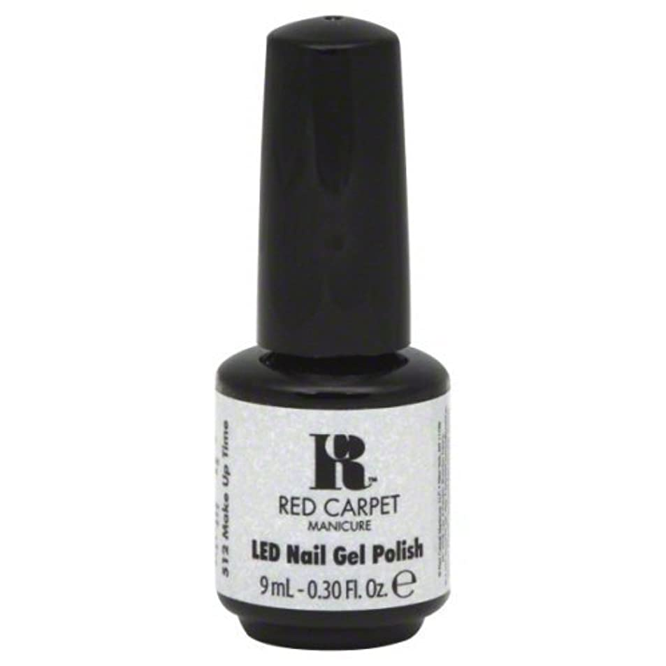 もちろんマウンドユーモアRed Carpet Manicure Gel Polish, Make Up Time, 0.3 Fluid Ounce by Red Carpet Manicure [並行輸入品]