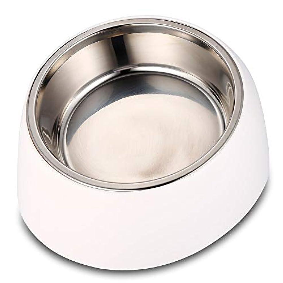LIFEXiaomi 用ゴムベースステンレス鋼ペットボウル犬猫のためのダブルペットボウル子犬、犬、猫、または子猫ペット食器