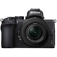 Nikon ミラーレス一眼カメラ Z50 レンズキット NIKKOR Z DX 16-50mm f/3.5-6.3 VR付属 Z50LK16-50 ブラック