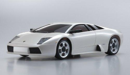 京商[KYOSHO] (30466w) 【ミニッツ】 ランボルギーニ ムルシエラゴ ホワイトカラー レディセット 1/27 R/C電動ツーリングカー MINI-Z Racer MR-02MM (RA-4B FET基盤搭載)
