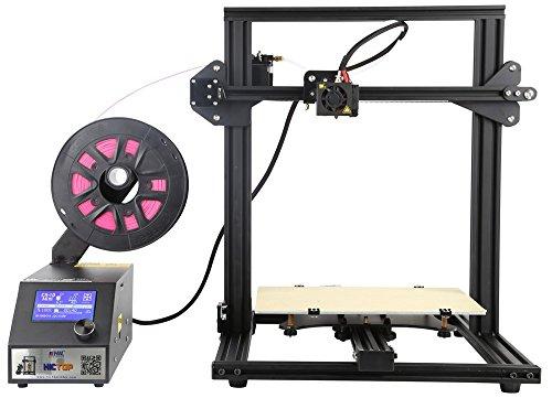 HICTOP 3DP-20Mini Reprap Prusa i3 3D プリンターキット DIY アルミデスクトップ新品 最大印刷サイズ 300x220x300mm ミニ 3DP-23