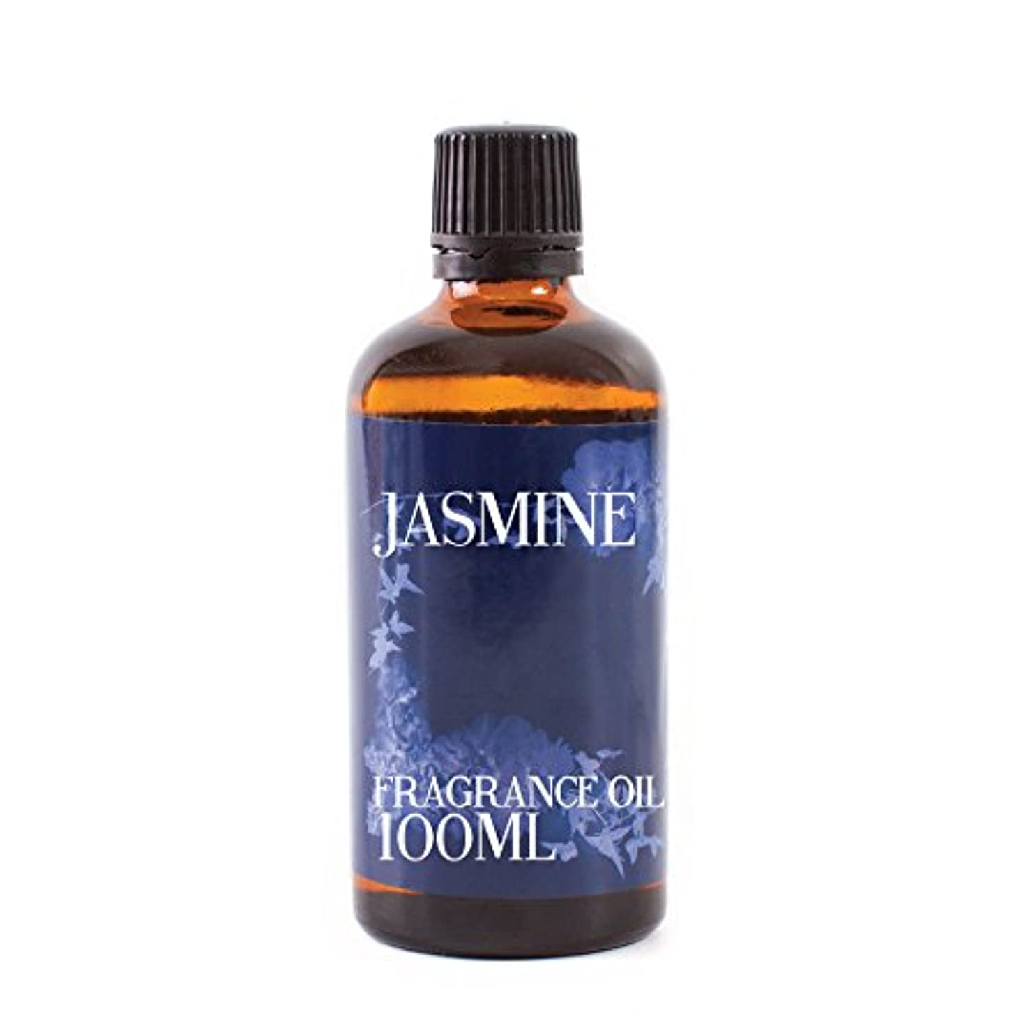 ぼかす受け入れ口ひげMystic Moments | Jasmine Fragrance Oil - 100ml