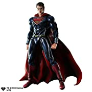 MAN OF STEEL PLAY ARTS改 スーパーマン(PVC塗装済みアクションフィギュア)