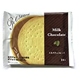 前田製菓 チョコレートサンドビスケットリサーチ (10×4)40入の商品画像
