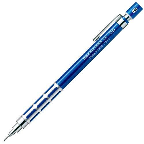 『ぺんてる シャープペン グラフ1000CS XPG1005CSC ブルー』のトップ画像