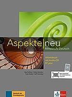 Aspekte neu: Arbeitsbuch B1 plus mit Audio-CD
